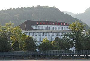 Alternative Bank Switzerland - Image: Olten abs walter 1