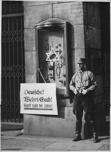 evolution of nazi anti semitism from historical The history of antisemitism – defined as hostile actions or discrimination against jews as a religious or ethnic group – goes back many centuries.