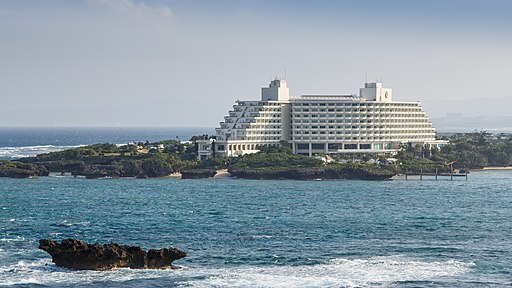 Onna Okinawa ANA-InterContinental-Manza-Beach-Resort-01