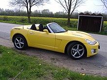 opel gt (roadster) – wikipedia