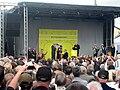 Opening of Botniabanan in Kramfors 20100828.JPG