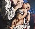 Orazio gentileschi, madonna col bambino, 04.JPG