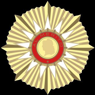 Order of May - Order of May.