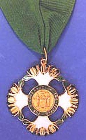 Order of Jamaica - Image: Order of Jamaica