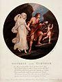 Orpheus and Eurydice. Colour photogravure after T. Burke, 17 Wellcome V0035930.jpg