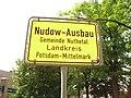 Ortseingang Nudow-Ausbau - panoramio.jpg