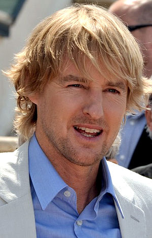 Owen Wilson at the Cannes film festival
