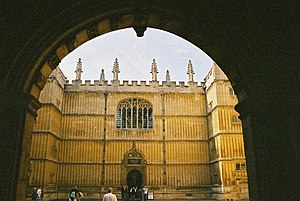 English: Oxford: Bodleian Library