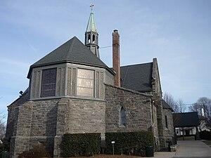Raymond F. Almirall - St. Dominic Church, Oyster Bay, 1897.