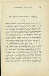 Louise Hagberg: Påskäggen och deras hedniska ursprung