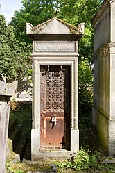 Tomb of Chauffert and Legrand