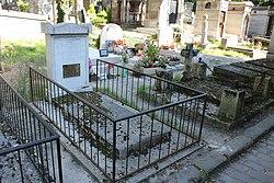 Tomb of Pierre Alexandre Joseph Allent
