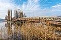 Pörtschach Promenadenbad Brücke zur Blumeninsel 01122018 5499.jpg
