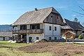 Pörtschach Winklern Am Kåte Brockweg vulgo Ostermann NO-Ansicht 30032019 6213.jpg