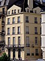 P1200163 Paris IV ile St-Louis hotel d'Arvers rwk.jpg