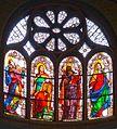 P1340703 Paris Ier eglise St-Eustache chapelle Vierge vitrail rwk.jpg