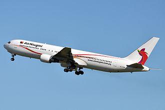 Air Niugini - Air Niugini Boeing 767-300ER