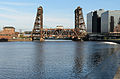 PATH Dock Bridge Newark June 2015.jpg