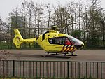 PH-MAA ANWB Medical Air Assistance Eurocopter EC135 at Hoofddorp pic19.JPG