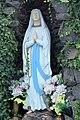 PL-PK PL-PK Mielec, figura Matki Bożej z Lourdes 2016-08-07--16-01-26-001.jpg