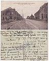 PONT DE NIEPPE Route Nationale -maisons bombardées . carte postale.jpg