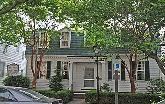 Portsmouth Olde Towne Historic District - Ball House