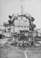 PSM V88 D043 Emden destroyed in one and half hour.png