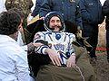 PVinogradov SoyuzTMA8 landing.jpg