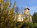 Pałac Lipowiec wiosną..JPG