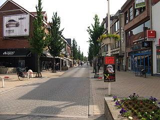 Schoten,  Flanders, Belgium