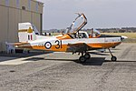Pacific Aerospace CT-4A Airtrainer (VH-CIB) at Wagga Wagga Airport (1).jpg