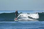 Paddle surfing 2 2008.jpg