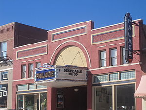 Canadian, Texas - Image: Palace Theater, Canadian, TX IMG 6066