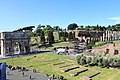 Palatine Hill from Colosseum 2011 1.jpg
