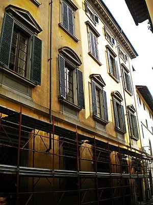 Monash University, Prato Centre - Palazzo Vai, where the campus is located