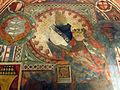 Palazzo comunale di s. miniato, sala delle sette virtù, stemma vettori, rucellai, baronci.JPG