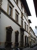 Palacio Giugni, Florencia (1565-1577)