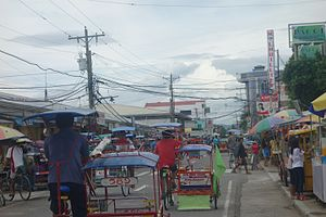 Palompon, Leyte - Rizal Street, 2016