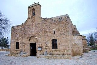 Kiti, Cyprus village in Larnaca District, Cyprus
