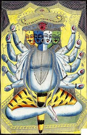 Vishuddha - Sadashiva