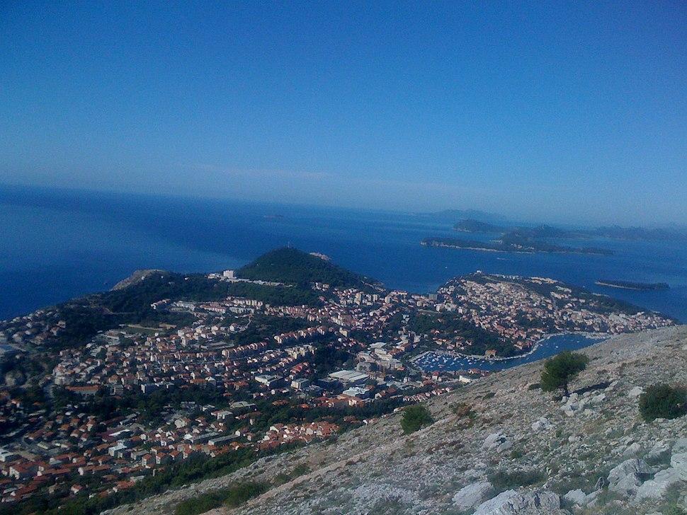 Panorama Dubrovnika 5059