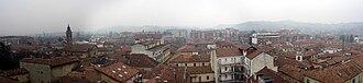 Nizza Monferrato - Panorama of Nizza Monferrato