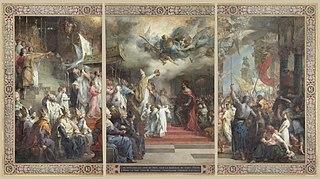 Couronnement de Charlemagne