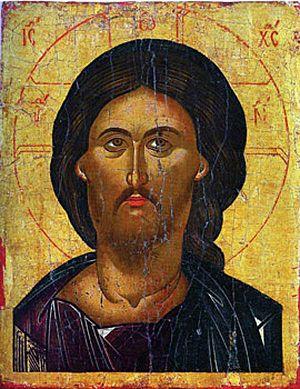 Господь Вседержитель. Середина XVI в. Крит Муз...