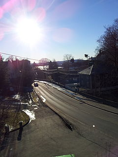 human settlement in Norway
