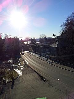 Paradis, Bergen human settlement in Norway