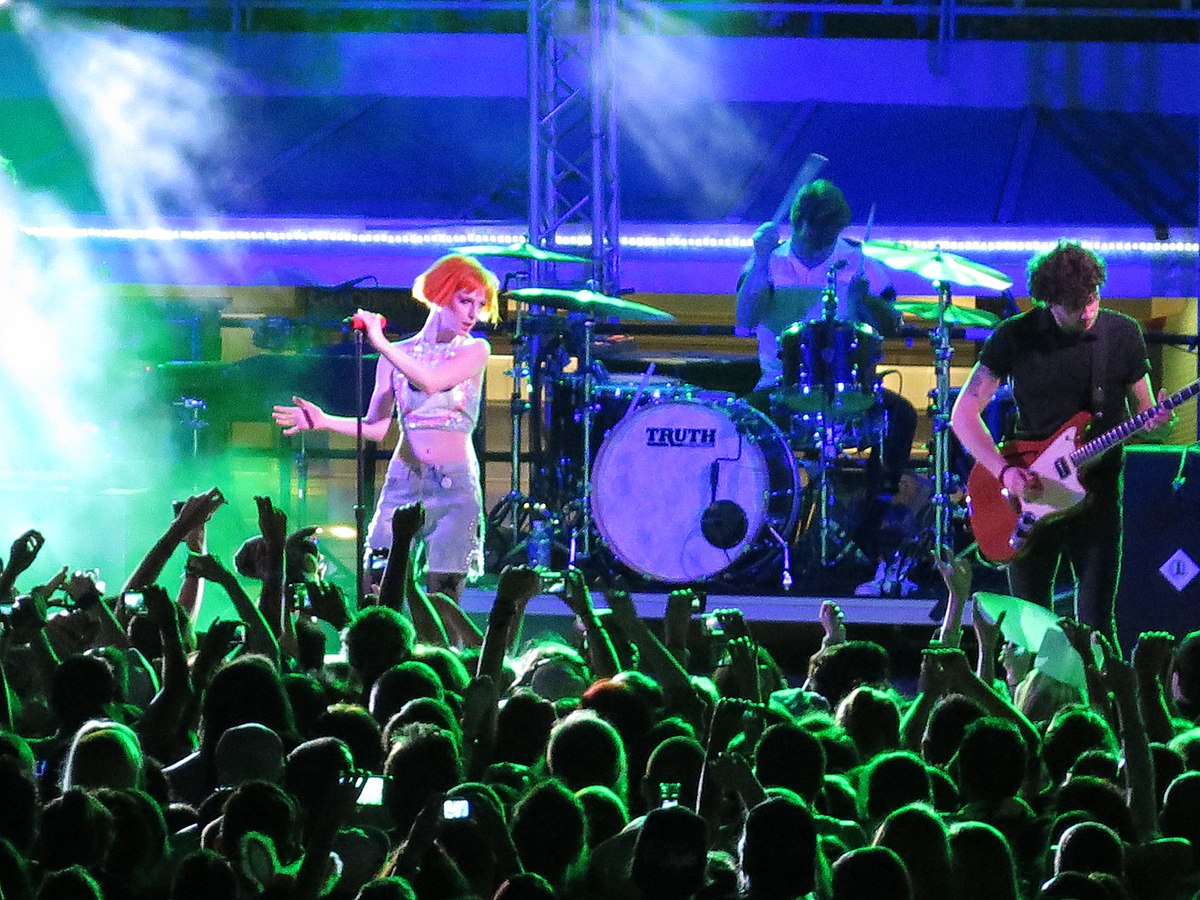 Paramore World Tour - Wikipedia