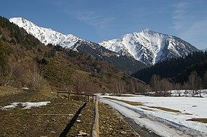 Alt Pirineu Natural Park - Image: Parc natural de l'alt pirineu