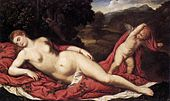 Paris Bordone - Sleeping Venus with Cupid - WGA02462.jpg