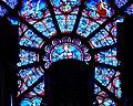 Paris Cathédrale Notre-Dame Innen Westliche Rosette 7.jpg